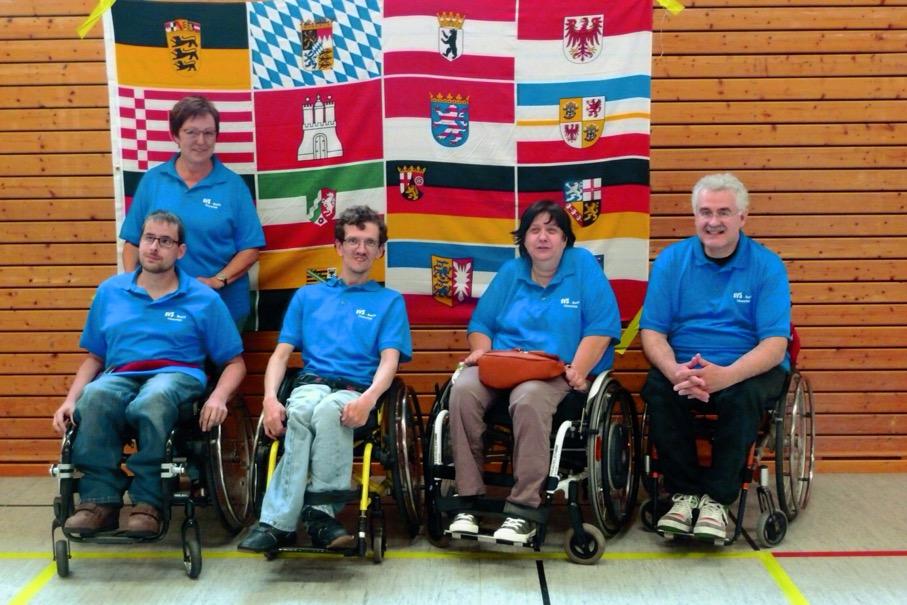 Für das Team Oberpfalz spielten: Karl Boegner, Sieglinde Kleber, Christoph Voit, Manuel und Irmi Neubert