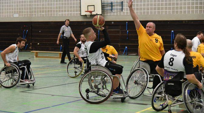 Landesliga-Heimspieltag der rollactiv baskets OPf 2 in Weiden