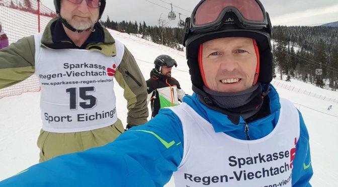 Bayerische Meisterschaft Ski Alpin am Großen Arber