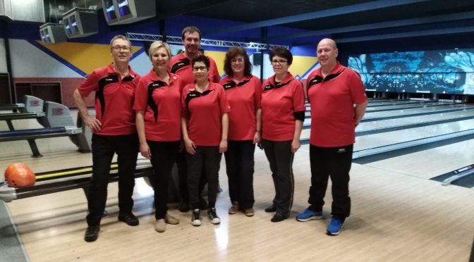 Deutsche Meisterschaft Bowling in Oberhausen