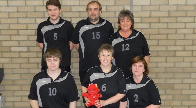 Bayerische Meisterschaft Flugball in Waldsassen