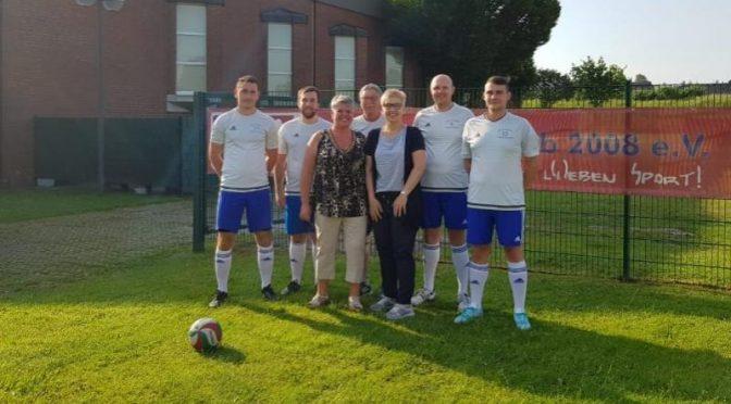 Deutsche Meisterschaft Fußballtennis in Hamm