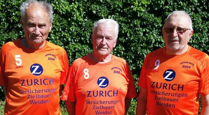 Bezirks-Meisterschaft Petanque Doublette in Kemnath