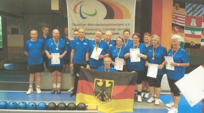 DM Kegeln Classic 2018 in Augsburg