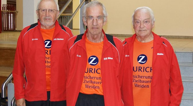 Bayernpokal Hallenboccia 2018 in Neutraubling
