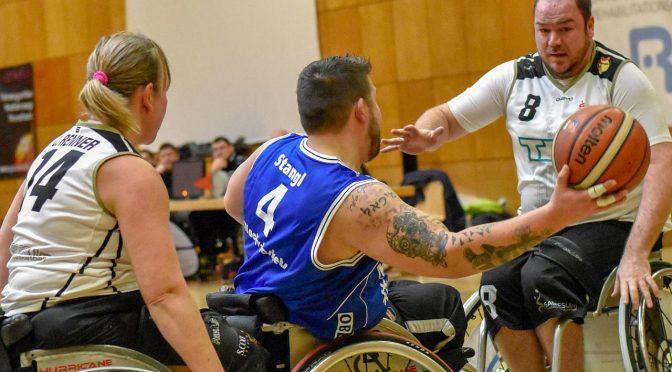 Landesliga-Spieltag der Rollactiv Baskets in Ulm