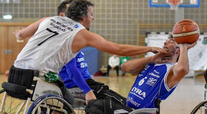 Landesliga-Spieltag der Rollactiv Baskets in München
