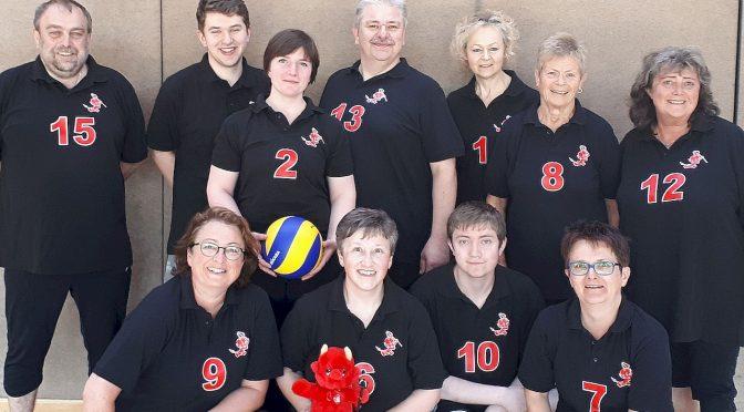 Deutsche Flugball-Meisterschaft in Weiden