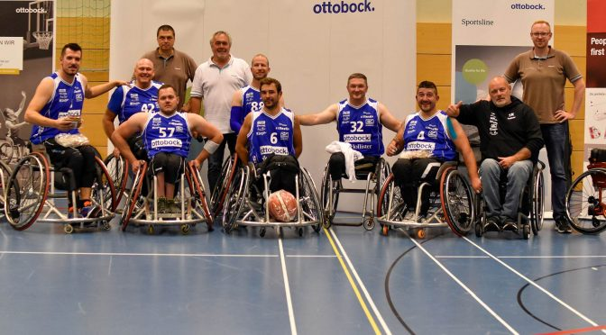 Ottobock Championship in Hannover