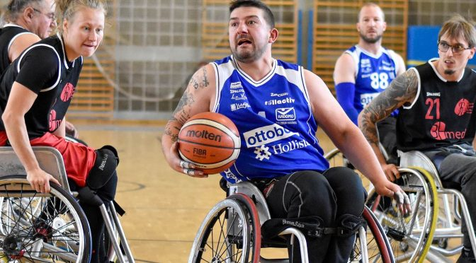Oberliga-Spieltag der Rollactiv Baskets OPf. 1 in München