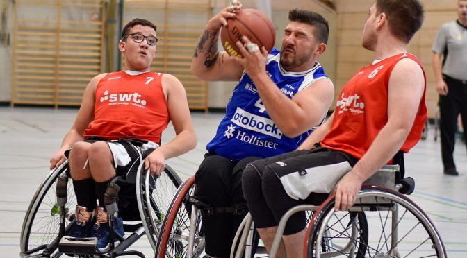 Liga-Spieltage der Rollactiv Baskets in Donauwörth und Amberg