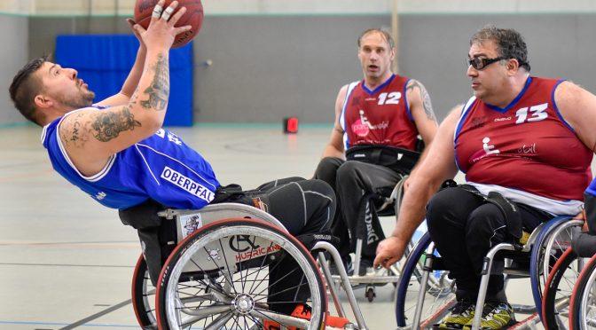 Oberliga-Spieltag Rollactiv Baskets in Ellwangen