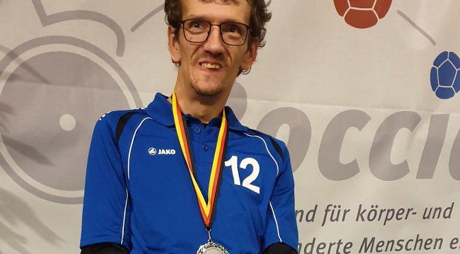 16. Deutsche Boccia-Meisterschaften in Düsseldorf