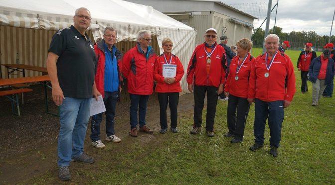 Bayerische Meisterschaft Pétanque Triplette in Ingolstadt